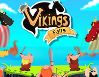 Vikings Falls Game Project
