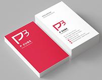 P cube photography - Logo Designing