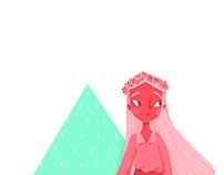 Triangle  -Ilustration-