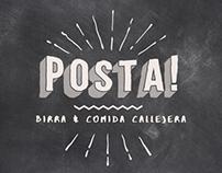 Posta! Birra & Comida Callejera