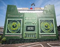 Murals - 2014