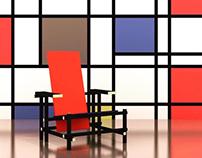 Mondrian Rietveld