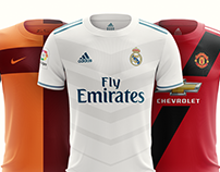 Kit Designs // All Clubs