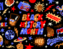YouTube Black History Month