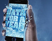 Castle Lite - Data For A Year Key Art