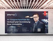 Werbebanner Design