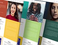 NFBookWorm   FullScreen WordPress Theme for Authors