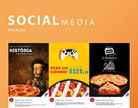 Social Media - Domino's