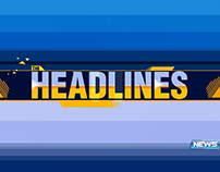 HEADLINES & COMING UP