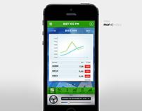 Bist100FM Mobile App, 2014