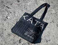 KATA Design Store Branding
