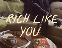 The Black Opera - Rich Like You
