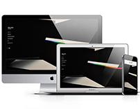 Diseño web para Miguel Ángel Cardenal