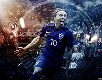 "New wallpaper for ""Modric"""