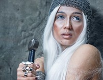 Androgyne warrior