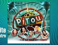 PIROU - Convite Teatro / WebSite