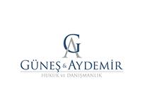 Güneş&Aydemir Hukuk ve Danışmanlık - Logo, Kurumsal Km.