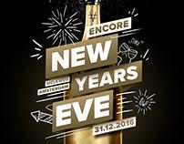 Encore NYE 2016