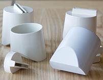 REN - slip cast ceramics