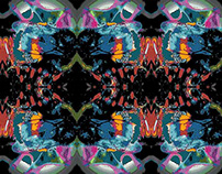 Macrobee & Psychobee - Scarves