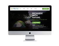 Web Design: WaterLily Turbine