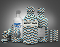 Young Lions - ABSOLUT VODKA