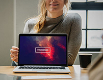 Free MacBook Mockups