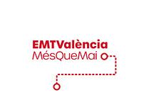 EMT València | Propuesta Visual