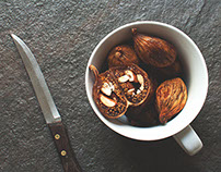 Almond Filled Fig