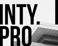 INTY.PRO WEBSITE REDESIGN