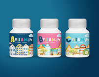GV Health | Branding & Packaging Campaign