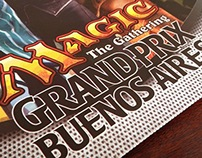 Magic The Gathering Grand Prix Buenos Aires