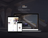Line Agency | Interior Design & Architecture Theme