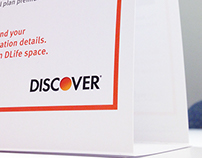 Discover Card Employee Communication Branding