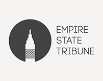 Empire State Tribune Launch Animation
