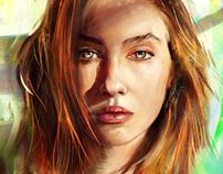 Light A102 ❤ (concepts / portraits / Steps )