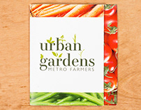 Urban Gardens Brochure