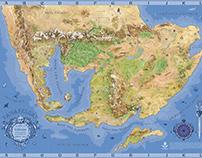 Map Vanafelgar