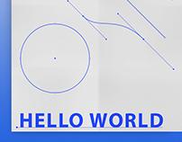 Hello World 你好世界|Practice #01