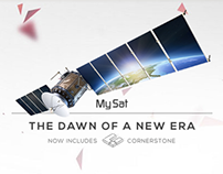 MySat website