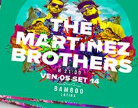"Artwork ""The Martinez Brothers"""