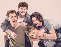 The Vamps - Biography Portraits
