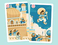 """The Story of Little Mook - """"Mascarici"""" card game"""