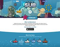 Bathtub Sub Website