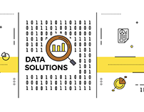 Banner Design - Data Solutions