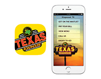 Texas Roadhouse Mobile App
