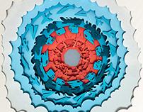 Cubex - Brand Identity & Paper Craft