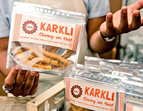 Karkli - Handmade, crunchy snacks made with love