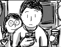 """21 Drinks"" Animatic"