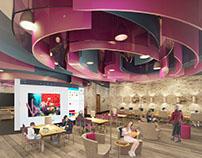 "Design 4 - Project 2: ""Aurora Community Center"""